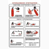 Перезарядка огнетушителей Одесса