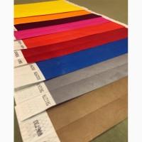 Контрольные бумажные браслеты / контрольні паперові браслети
