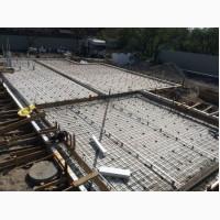 Строительство фундамента УШП Утепленная шведская плита