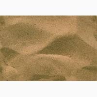 Песок строительный вагонами