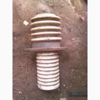 Изоляторы керамические, высоковолтные