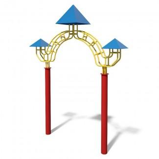 Арка для детской площадки