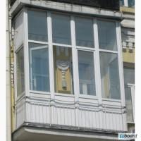 Окна. Двери. Балконы. Перегородки.