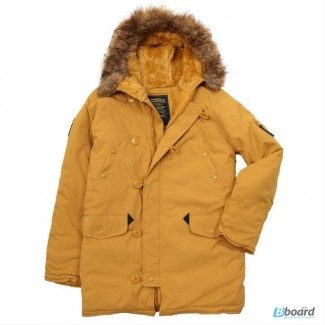Американские куртки Аляска Alpha Industries (USA) Altitude N-3B Parka