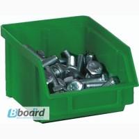 Ящики пластиковые купить в Одесса plastbox com ua и стеллажи