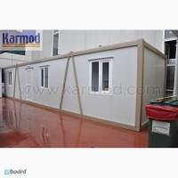 Жилые контейнеры Karmod 9х3м в Киеве, Украина недорого