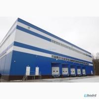 Строительство складов «под ключ» в Киеве и Киевской области