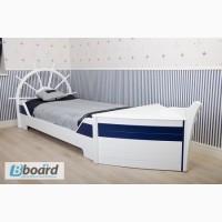 Продам кровать (стиль Шкипер) для подростка