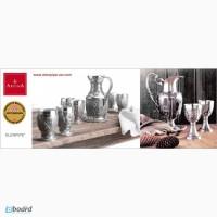 Мини-кружки Артина олово для крепких напитков Австрия опт Elenpipe 12154, 60111