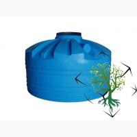 Емкость для воды вертикальная V-5002 литров