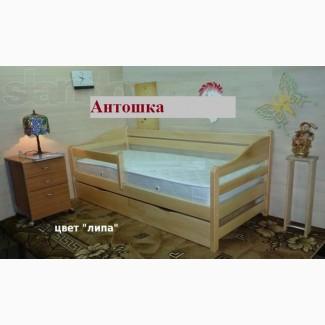 Подростковая кровать из дерева Антошка