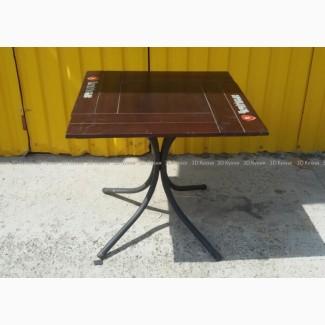 Деревянный стол бу для летней площадки