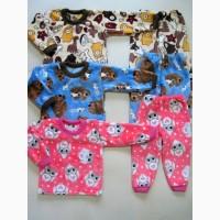 Пижама детская Велсофт ( как плюш на ощупь)