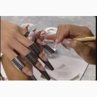 Наращивание ногтей гель, акрил, коррекция, укрепление ногтей биогелем Харьков