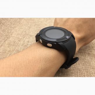 УМНЫЕ ЧАСЫ Smart Watch V8 Black