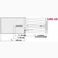 Дюбель фасадный Wkret-met LMX-10