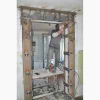 Усиление проемов металлоконструкциями Харьков
