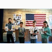 Английский языковой лагерь с носителями Буймеровка кэмп для детей ЛЕТО 2018
