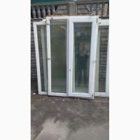 Продам б/у пластиковое окно 1050х1700