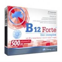 Олимп олімп Olimp B12 Forte Bio-Complex, капсули