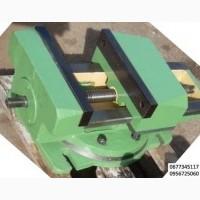 Тиски станочные поворотные с ручным приводом губки – 320 мм