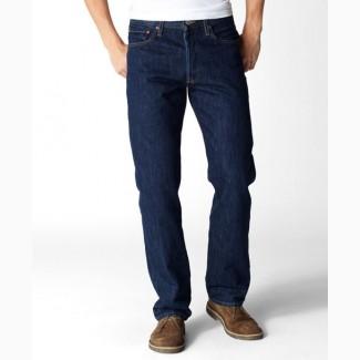 Levis 501 Original - фирменные джинсы из США