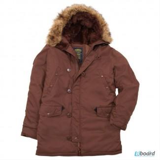 Куртки Аляска от Alpha Industries (USA)