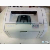 Продам б/у принтер лазерный НР LJ 1018