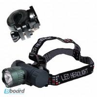 Налобный фонарик Bailong Police BL-6821 8000W