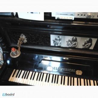 Продам антикварное пианино G.Leppenberg