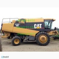 Комбайн CAT Lexion 480