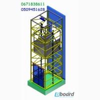 Производство грузовых подъёмников-лифтов под заказ. Украина