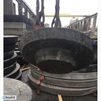 Люк бетонный канализационный ЛБК1