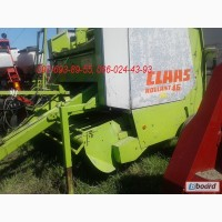 Продам б/у Пресс-подборщик рулонный Claas Rollant 46