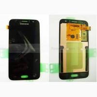 Дисплей с сенсором Samsung Galaxy J1 J120 (2016) Black, GH97-18224C