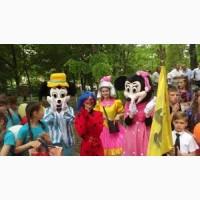 Аниматоры на детский праздник Праздничное агентство «Артист» Днепр и область
