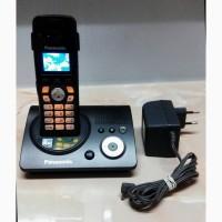 Радиотелефон Panasonic DECT KX-TG8097UA Black