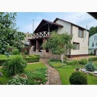 Продам 2 эт. дом 130 кв.м. в с.Гута -Межигорская, с.к Лютеж, 50 м лес