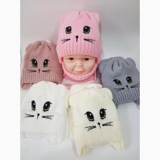 Зимние шапки для детей и взрослых