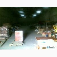 Аренда помещения под склад 550м2 и 80м2