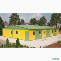 Модульные школы, детские сады, школьные и дошкольные учреждения
