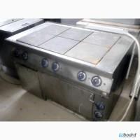 Профессиональяная плита бу с духовкой Kogast ES-T67/1