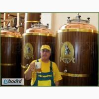 Мини пивоварня - пивзаводы компании Techimpex
