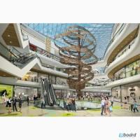 Строительство торговых центров «под ключ» в Киеве и Киевской области