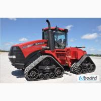 Б/у Гусеничный трактор Case 550 QuadTrac из США (2013 г.) купить цена