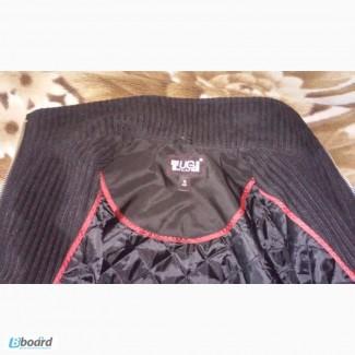 Куртка демисезонная черная на 14лет