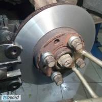 Проточка тормозных дисков-специализированная мастерская, Киев