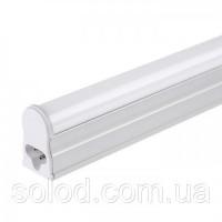 Светодиодный светильник Т5, 16W, 90cm, 165-265V, 6500K без кнопки оптом и в розницу