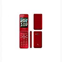 Оригинальный телефон-раскладушка Sigma X-Style 28 Flip 2 сим, 2, 8 дюй