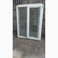 Продам б/у окно 1300х1650 мм